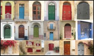 Doorways of Malta