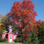 Little Red School House, Otsego, NY